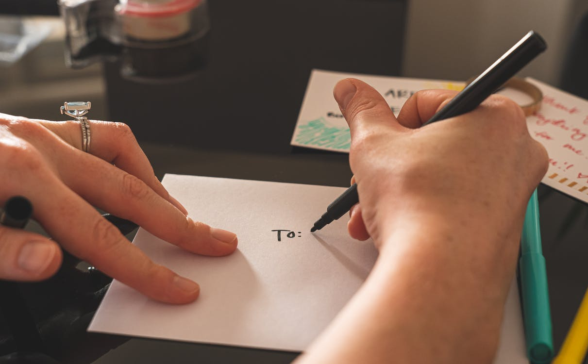 Writing a thank you for your interest letter