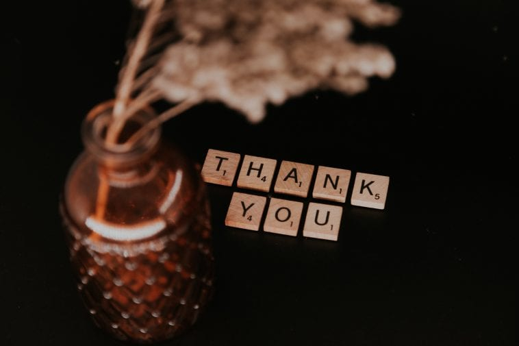 Writing a letter after residency interview to say thank you