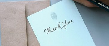 How to Write a Thank You Letter to Clinical Preceptor
