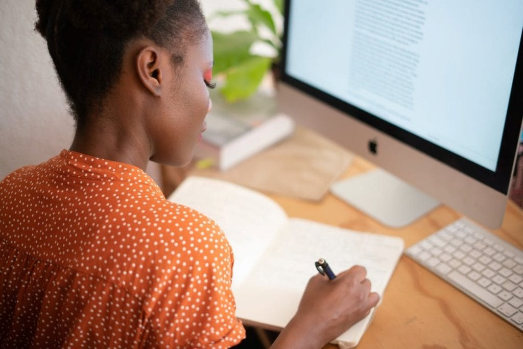 Tips to Write Letter of Intent-Enter Complete Address