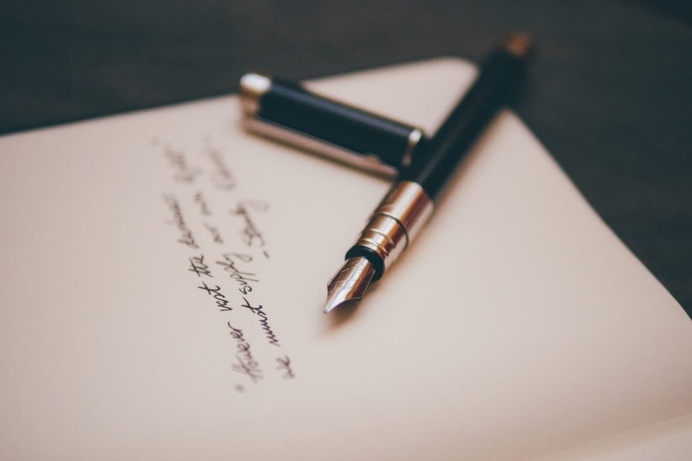 Writing a bad interview thank you letter