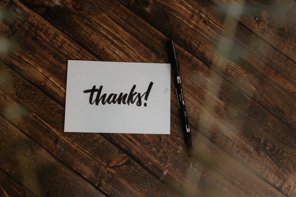 Thank you letter to cooperating teacher tips